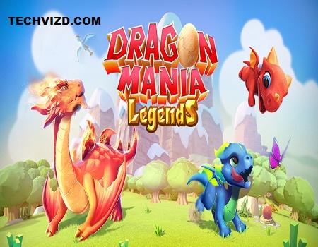 dragon mania legneds