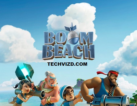 Boom Beach APK Download for Android and IOS Latest Version