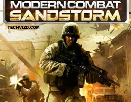 Modern Combat Sandstorm APK Download for Android and IOS Latest Version