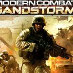 Modern Combat Sandstorm APK