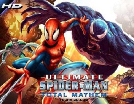 Ultimate Spider Man Total Mayhem APK