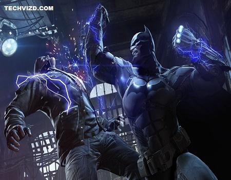 Batman Arkham Origins APK
