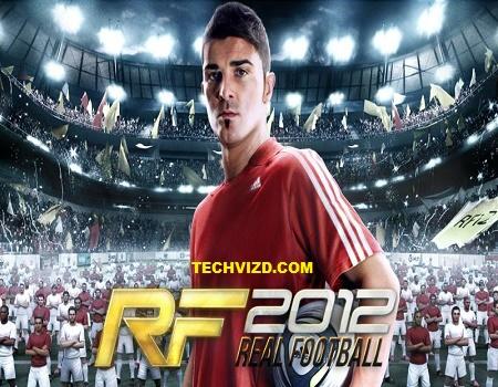 Real Football 2012 apk