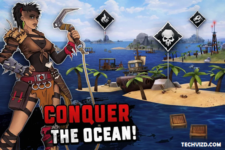 Survival on Raft: Ocean Nomad APK