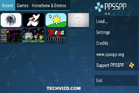 PPSSPP-PSP Emulator APK