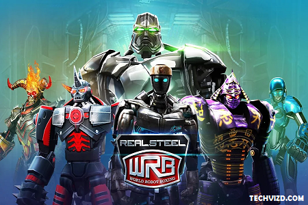 Download Real Steel World Robot Boxing APK 54.54.126 for Android & IOS