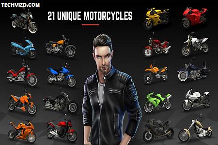 Racing Fever: Moto APK