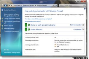 How to Configure and Check Firewall Settings in Windows 10