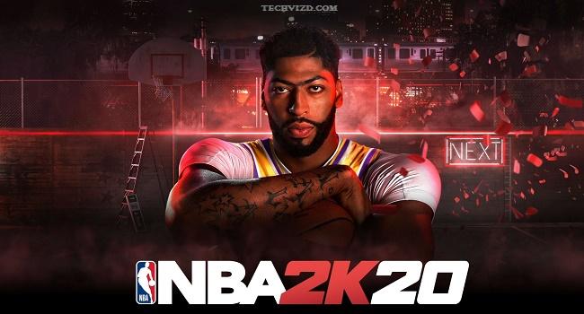 NBA 2K20 APK